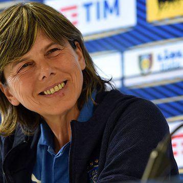Milena Bertolini: allenatrice della Nazionale calcio femminile
