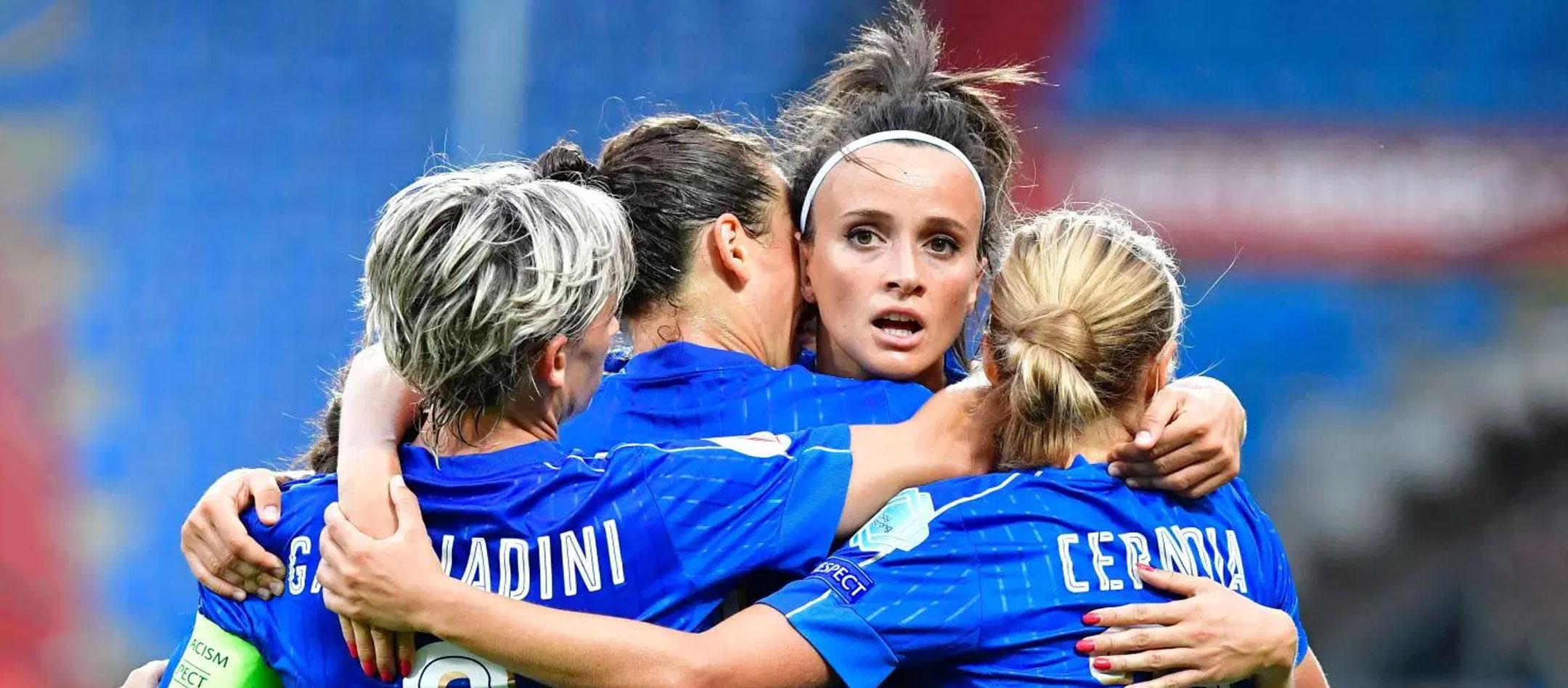 Mondiali di calcio femminile. Ecco la nazionale italiana