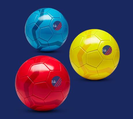 Pallone personalizzabile online con fotografie e loghi