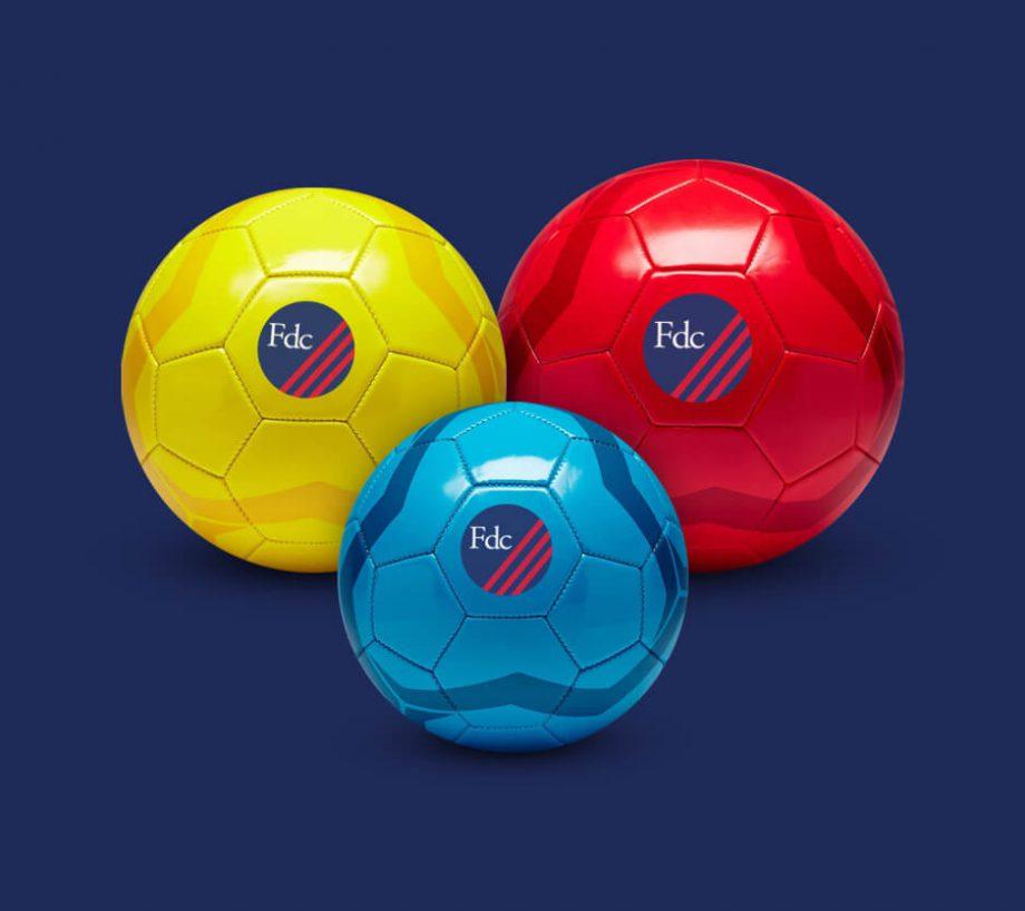 Palloni personalizzabili online con fotografie e loghi