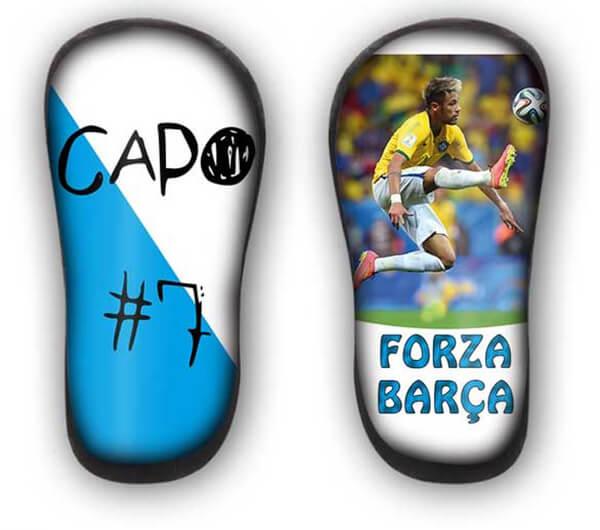 Parastinchi in carbonio Barcellona