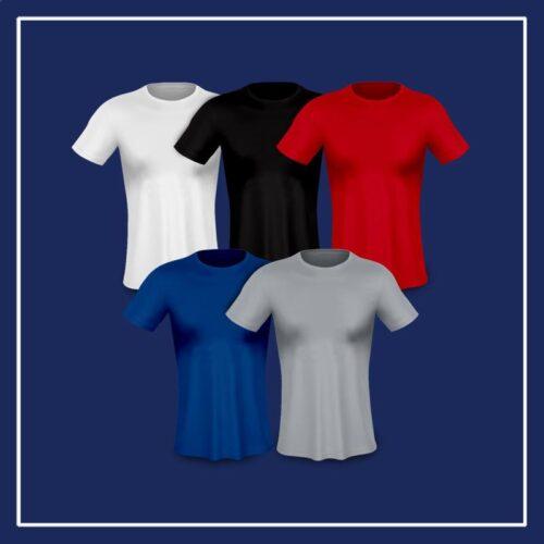 T-shirt da donna senza personalizzazione